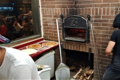 Stone-oven-pizza