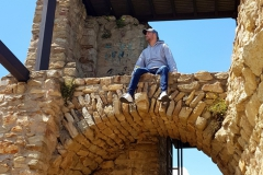 Me at the watchtower