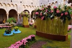 Cathedral-of-Girona-yard-Temps-de-Flors